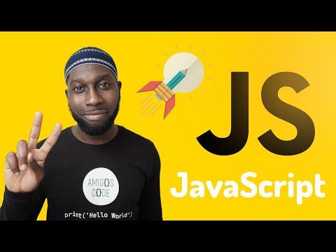 JavaScript Crash Course [2021]