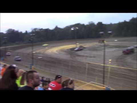 Butler Motor Speedway FWD Heat #1 8/14/15
