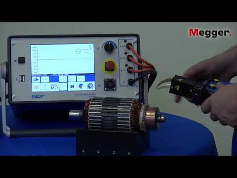 Baker DX Static Motor Analyzer: Armature Testing