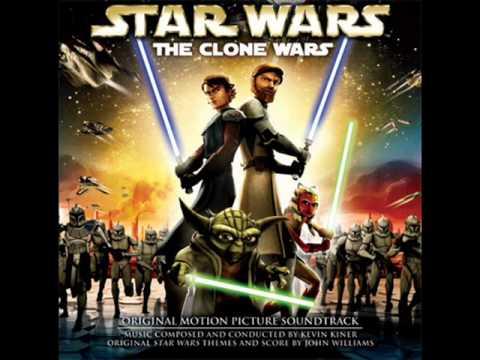 Star Wars The Clone Wars Soundtrack- Jabba's Palace