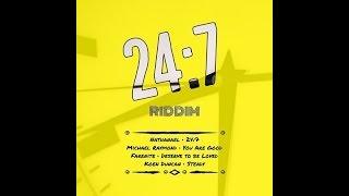 """Mr. Bruckshut - """"24:7 Riddim (2017) Mix"""" (Fox Fuse)"""