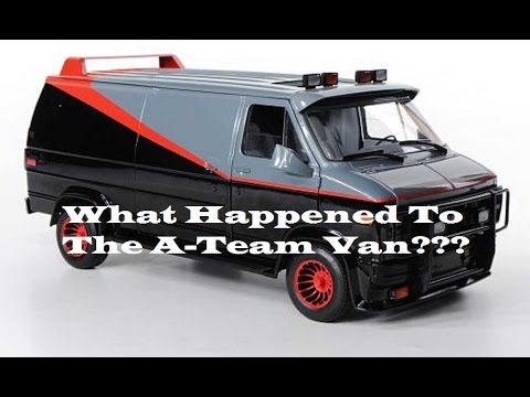Mandela Effect The A Team Van Was Different In Another Reality Please Vote 55