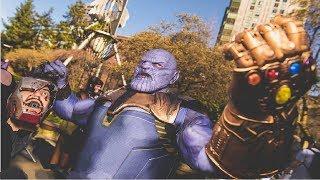 Thanos As Other Cartoon | Deadpool As Other Cartoon | Thanos Everywhere