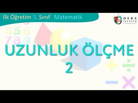 UZUNLUK ÖLÇME-2