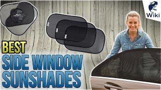 10 Best Side Window Sunshades 2018
