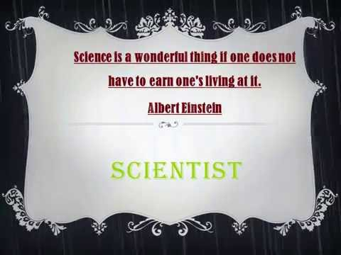 scientist , How to Become a Scientist? Scientist Salary?