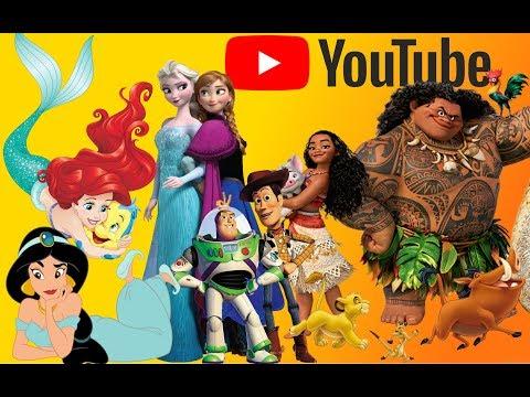 דיסני עושים את יוטיוב | טופ גיק | עופר ומאור