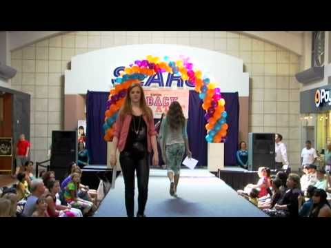BACK AT IT! - 2013 back to school fashion show (HD)