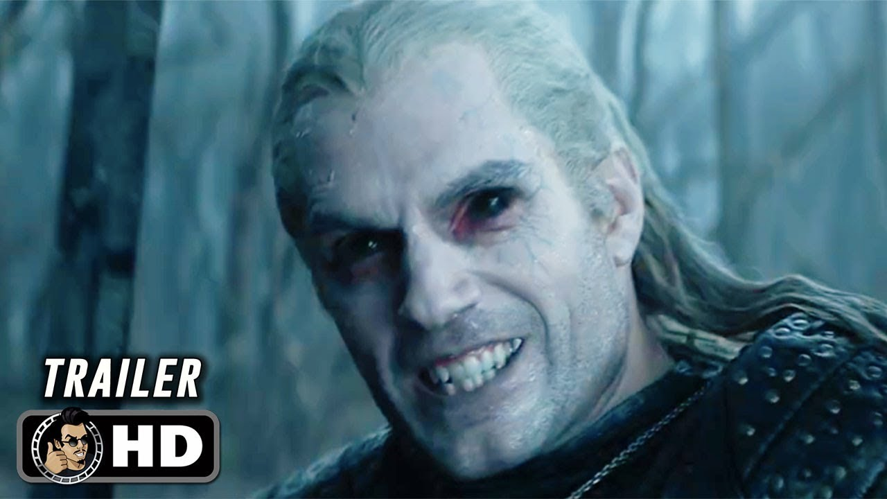 The Witcher Official Trailer Hd Henry Cavill