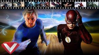 Top 20 Cặp Nhân Vật Giống Nhau Giữa DC & Marvel (Phần 2)