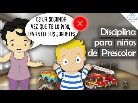 ¿Cómo educar niños de 2-6 años? 🐥Técnicas para educar y disciplinar en la 2ª etapa del desarrollo