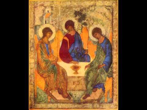 отче святый превечный боже