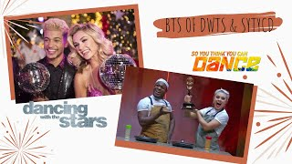 BTS & SECRETS OF DWTS & SYTYCD