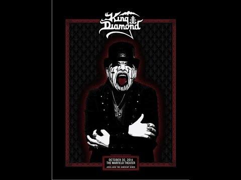 King Diamond   Masquerade Of Madness NEW SONG 2019