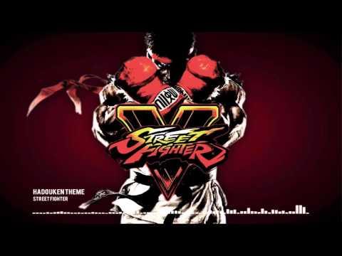 Street Fighter V - Hadouken Theme [Fan Made Cover]