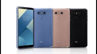 LG G6+ Plus 6GB RAM 128GB Storage Release Date , Specs and Price in USA