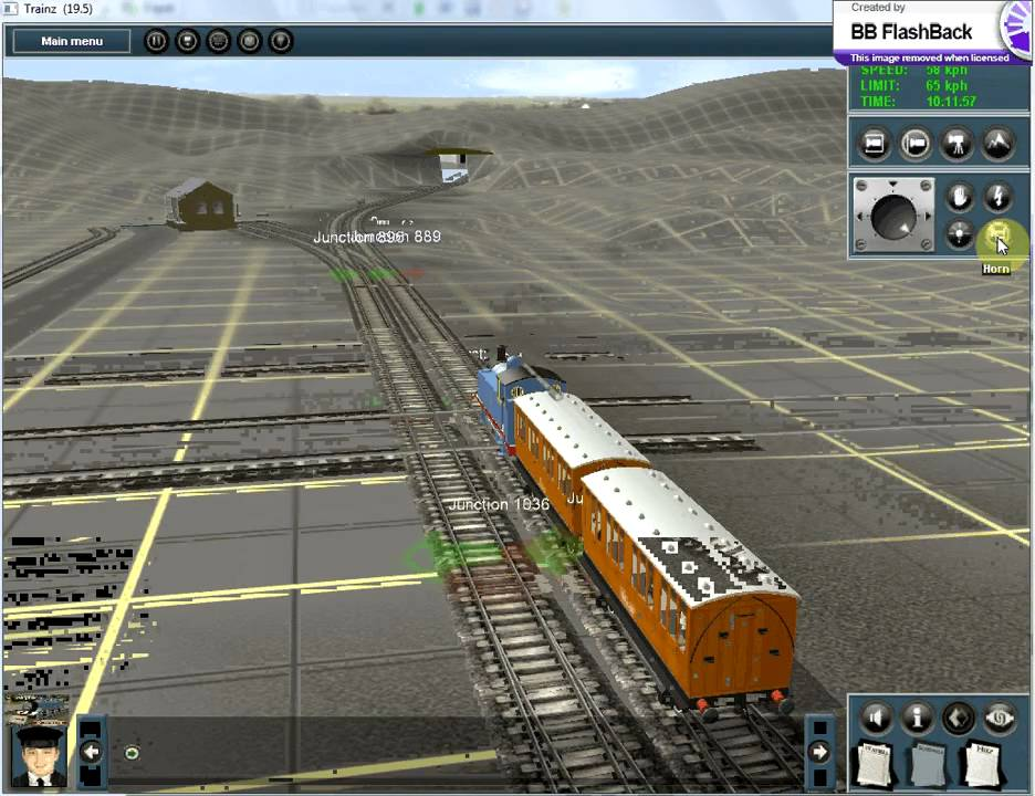 Add On Trainz Simulator