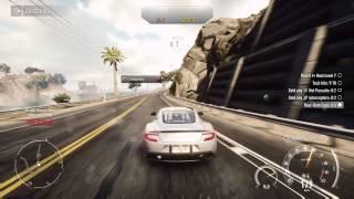 James Bond 007 Aston Martin Vanquish Bond Car Drifting Outrun HD