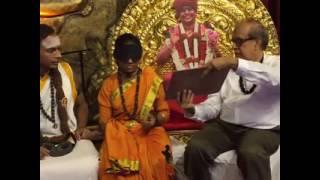 Third eye demonstration to rajiv malhotra