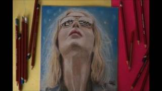 Drawing Joy the movie (Jennifer Lawrence)