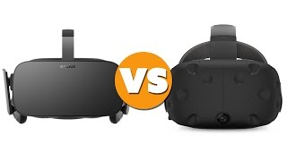 HTC Vive vs Oculus Rift: Which is Better? - The Know