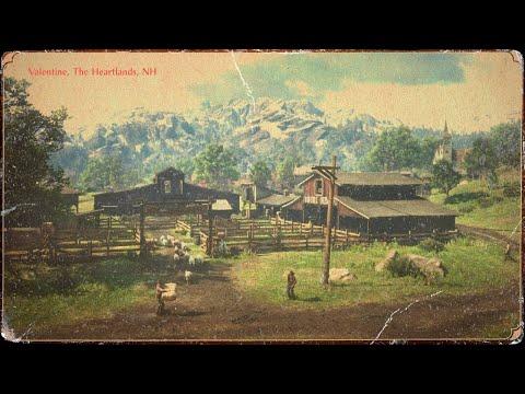 Дикий запад и все его прелести l Red Dead Redemption 2 l  Часть #4