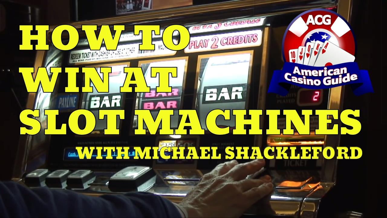 How To Win On Slot Machines Strategies