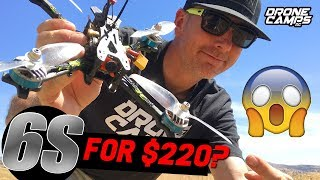 6S for $220! - STOMER ST 220 - HONEST REVIEW & FLIGHTS