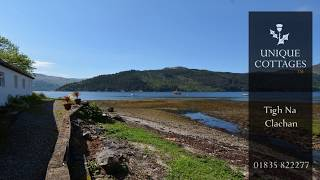 Tigh Na Clachan, Loch Long | Quality Self Catering Holiday Accommodation