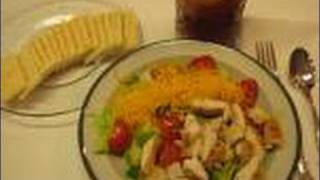 Betty's Parkette-style Grilled Chicken Salad