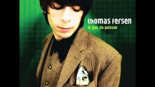 Thomas Fersen   Que l'on est bête.wmv