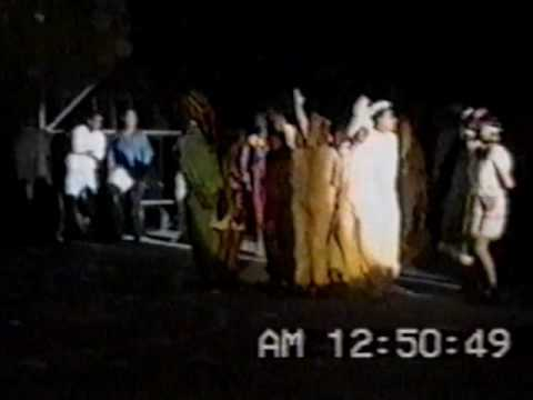 Punta Negra: Fiesta de Carnavales 1994