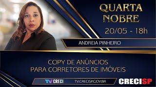 Copy de Anúncios para Corretores de Imóveis - Andreia Pinheiro
