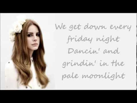 Lana Del Rey - Body Electric Karaoke (Instrumental)