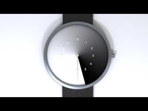 ANICORN TTT - Hidden Time Watch
