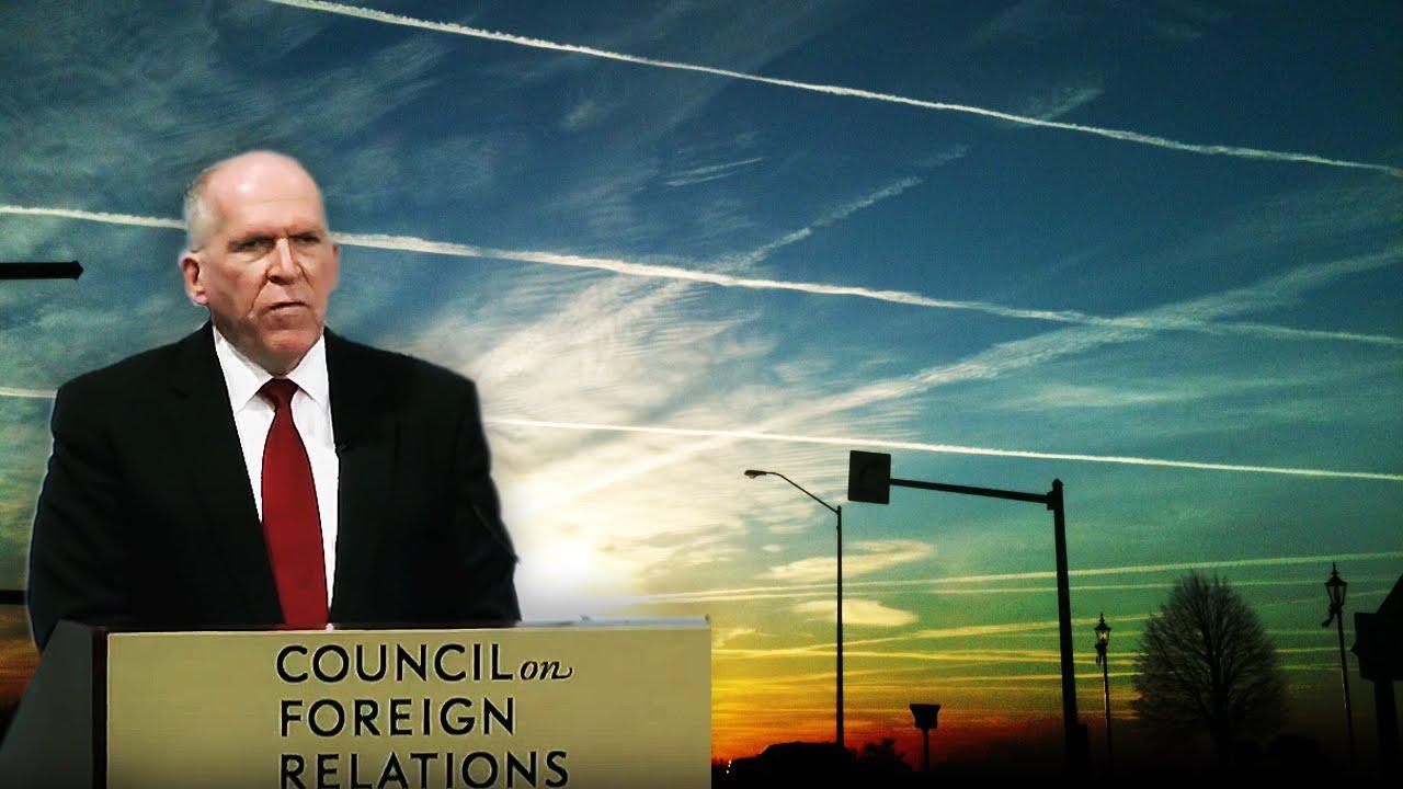 Bývalý ředitel CIA potvrzuje chemtrails. Tvrdá rána pro všechny skeptiky
