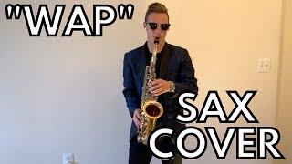 WAP - Cardi B & Megan Thee Stallion (SAX COVER)