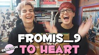 FROMIS_9 (프로미스나인) - TO HEART ★ MV REACTION - Stafaband