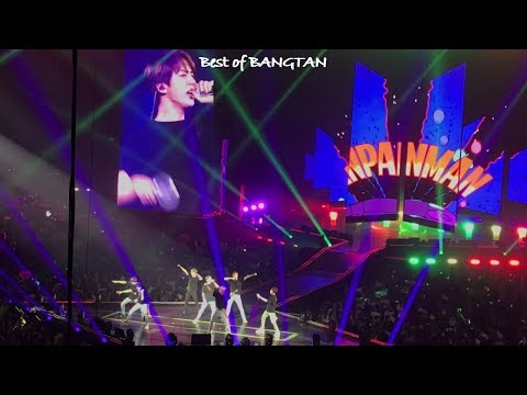 BTS Love Yourself Tour (Hamilton Day 1)