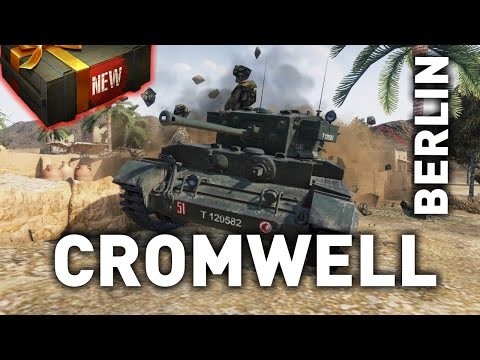World of Tanks || Cromwell Berlin - Tank Preview