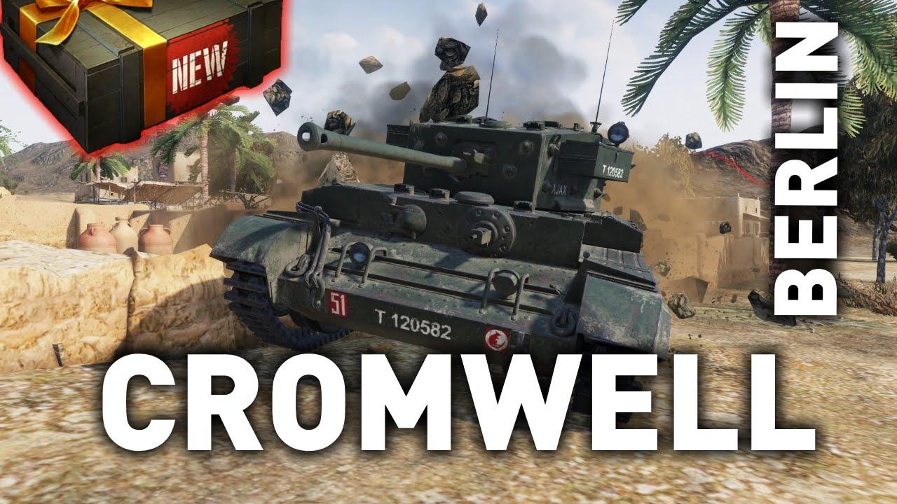 Cromwell гайд по среднему танку / Гайды / WoT Mod - моды, шкурки