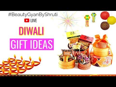 Diwali Gifting & Decor Ideas Live | BeautyGyanByShruti