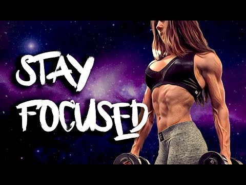 FEMALE FITNESS MOTIVATION – Don't doubt yourself and stay focused