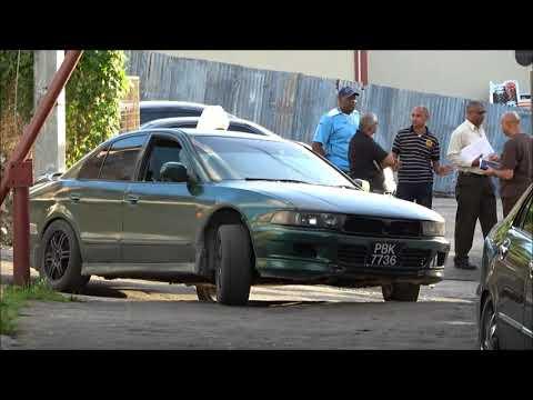 Coast Guard Henry Prince Murdered on Johnstone Street in San Fernando - December 21, 2017
