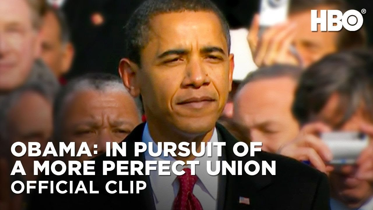 Download Obama: In Pursuit of a More Perfect Union (2021): Inauguration Day (Clip) | HBO