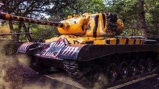 м46 tiger war thunder