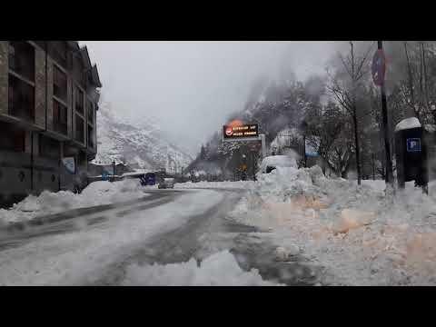 Ha llegado la 'Bestia del Este' a Andorra