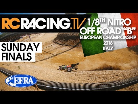 "EFRA 1/8th ""B"" Euros - Sunday- Finals Day"