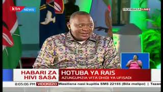 President Uhuru: Judiciary should be independent but also responsible in their actions