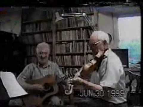 Paul Poirier Accompanies the Fiddle - Tune #11